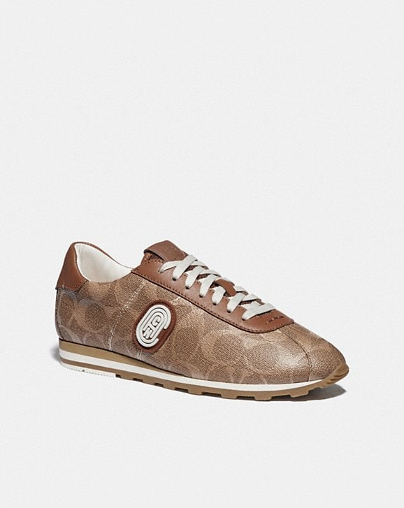 Coach C170 RETRO RUNNER WITH COACH PATCH