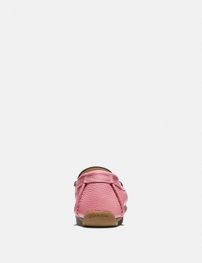 Coach Mckenna Driver True Pink SALE Women's Sale Shoes Alternate View 3