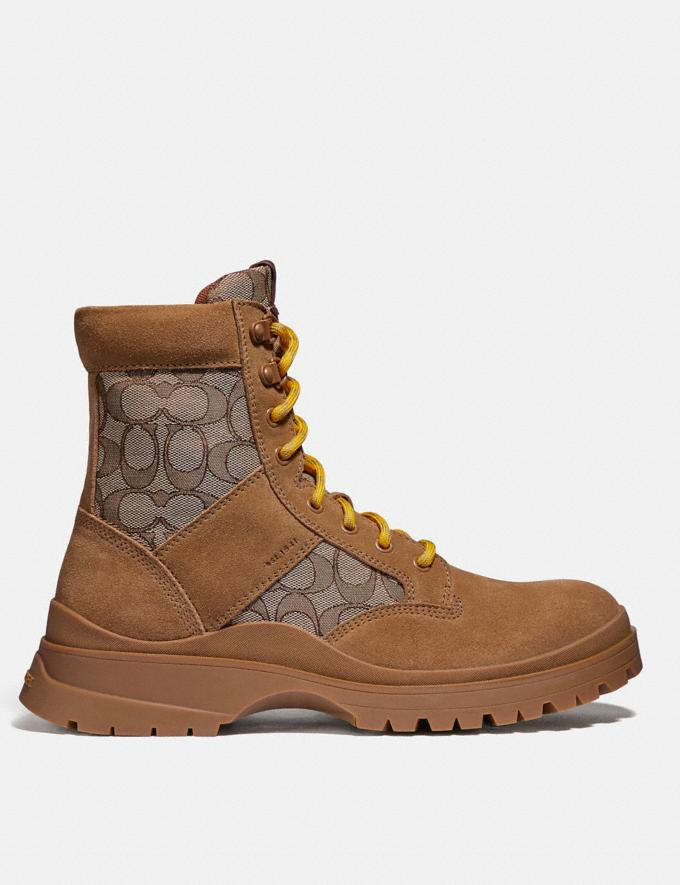 Coach Utility Boot Peanut  Alternate View 1