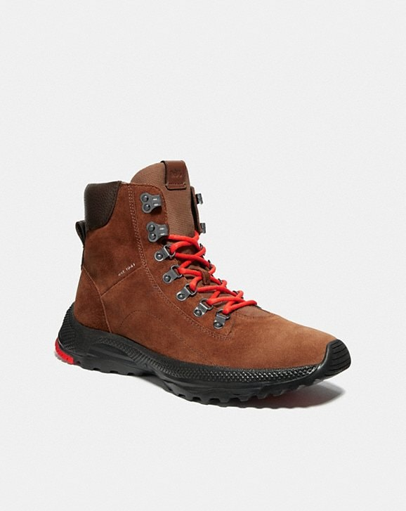 Coach COACH CITY HIKER BOOT