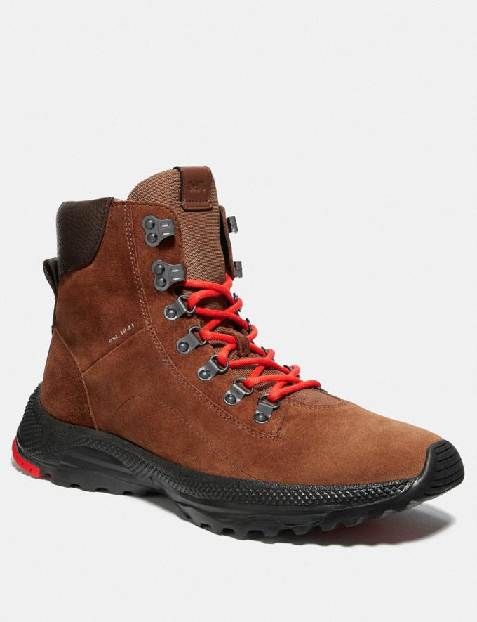 Coach Urban Hiker Boot Saddle