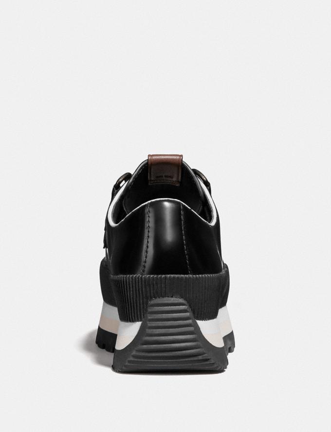 Coach Platform Sneaker Black  Alternate View 3