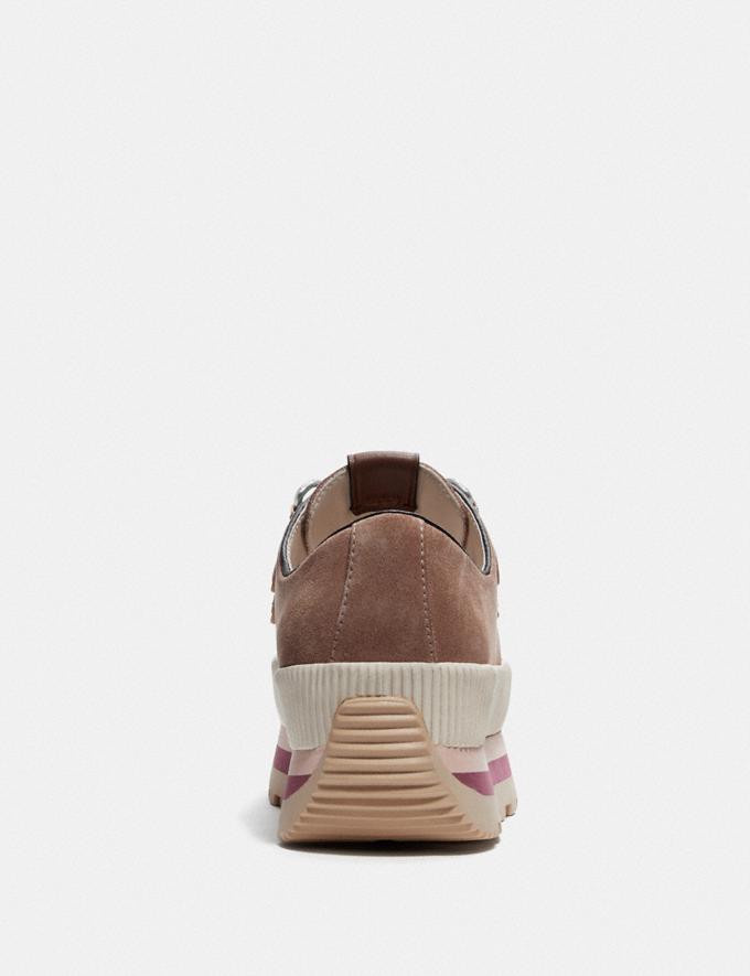 Coach Platform Sneaker Antique Mauve  Alternate View 3