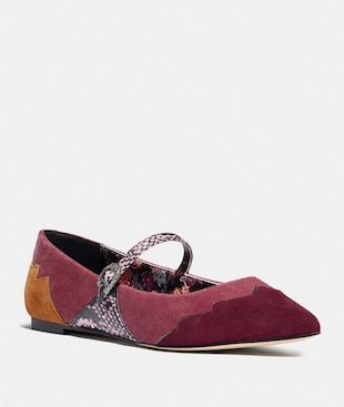 COACH X TABITHA SIMMONS HARRIETTE FLAT