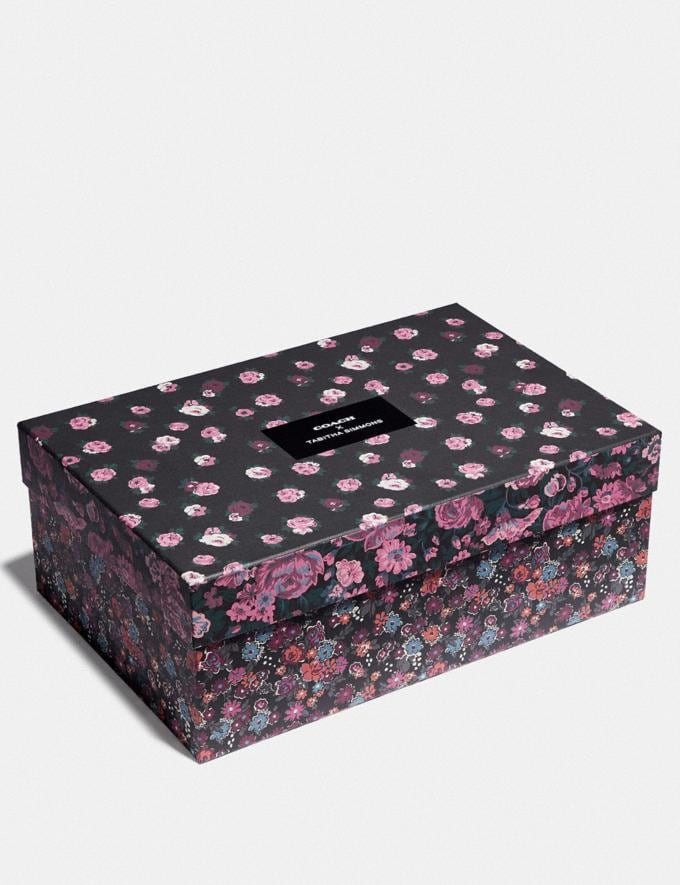 Coach Ballerina Harriette Coach X Tabitha Simmons Multicolore Donna Calzature Ballerine Visualizzazione alternativa 5