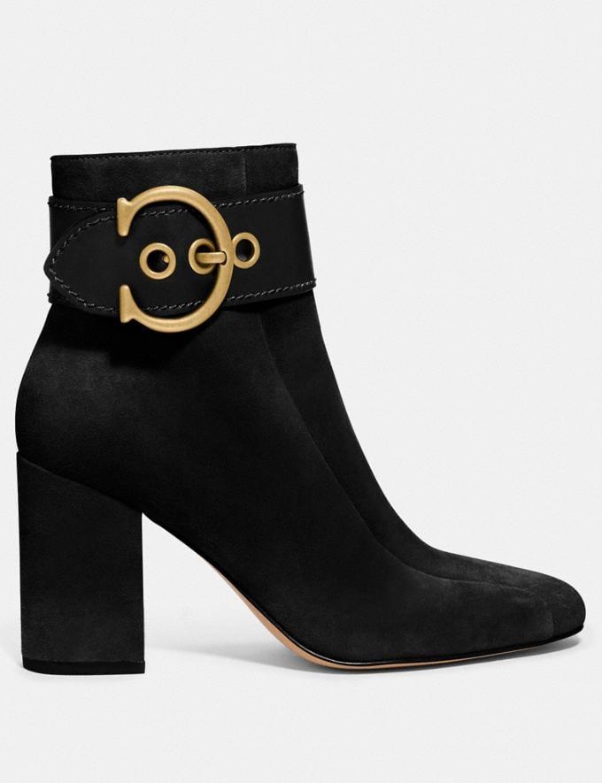 Coach Bottine Dara Noir Nouveautés Nouveautés femmes Chaussures Autres affichages 1
