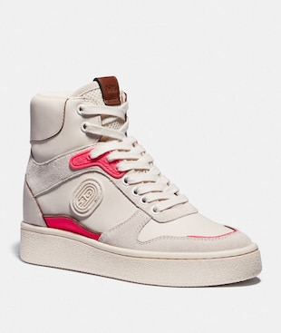 SCARPA DA GINNASTICA HIGH-TOP C220