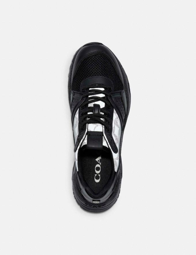 Coach C143 Runner Black  Alternate View 2