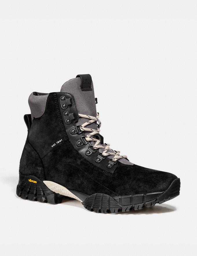 Coach Hybrid Coach City Hiker Boot Peanut
