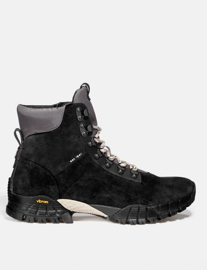 Coach Hybrid Coach City Hiker Boot Peanut  Alternate View 1