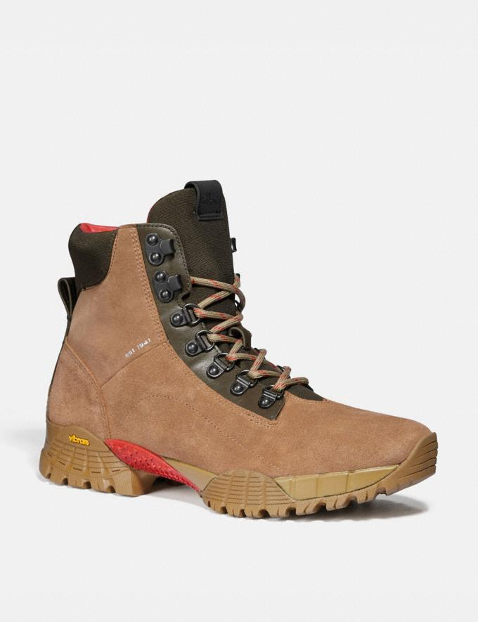 Coach Hybrid Urban Hiker Boot Peanut