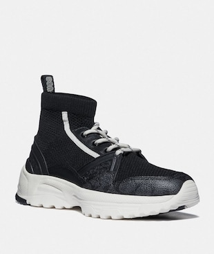 C245 HIGH TOP SNEAKER