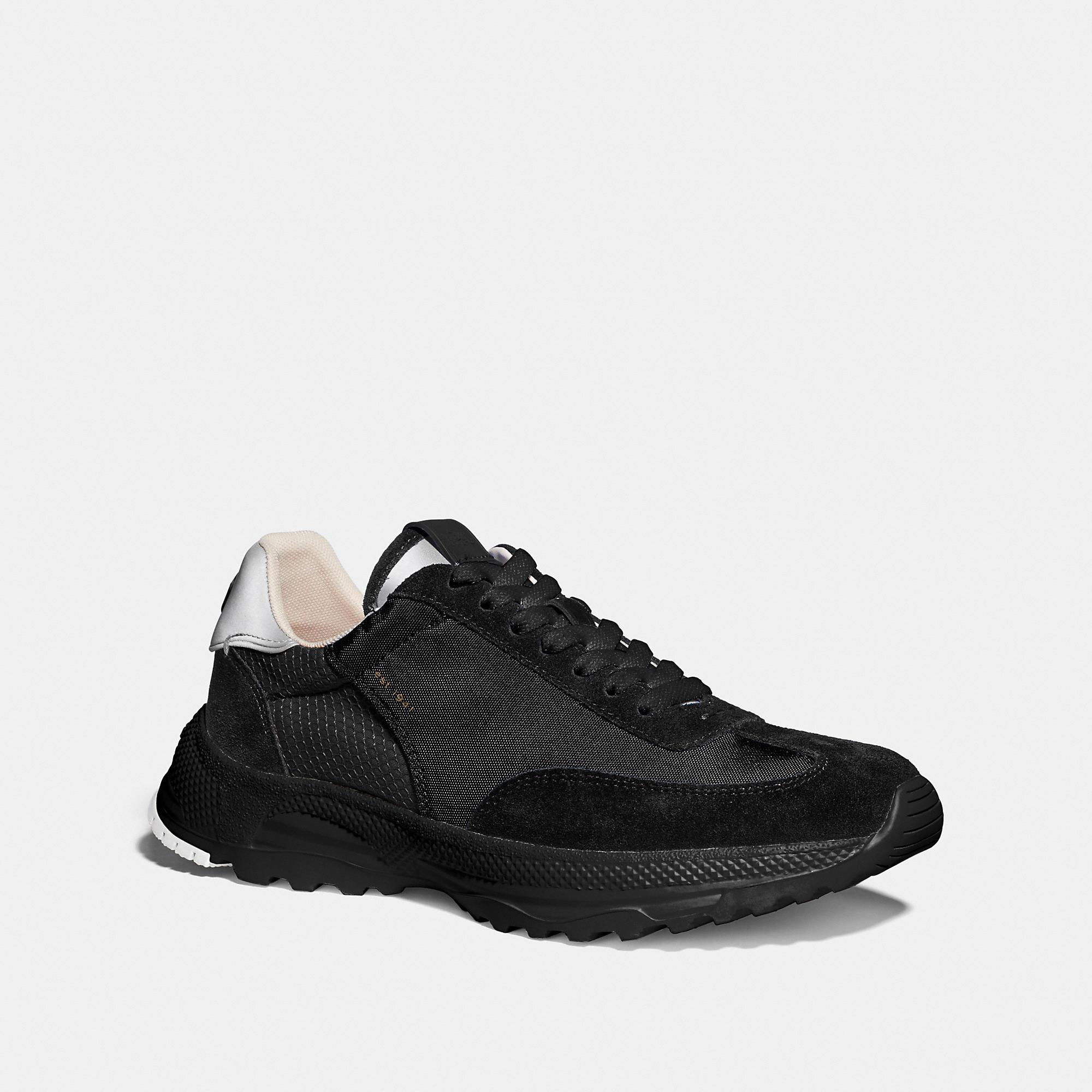 Coach Shoes COACH C155 PANELED RUNNER