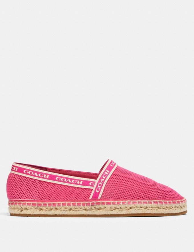 Coach Corrie Espadrille Hyacinth  Alternate View 1