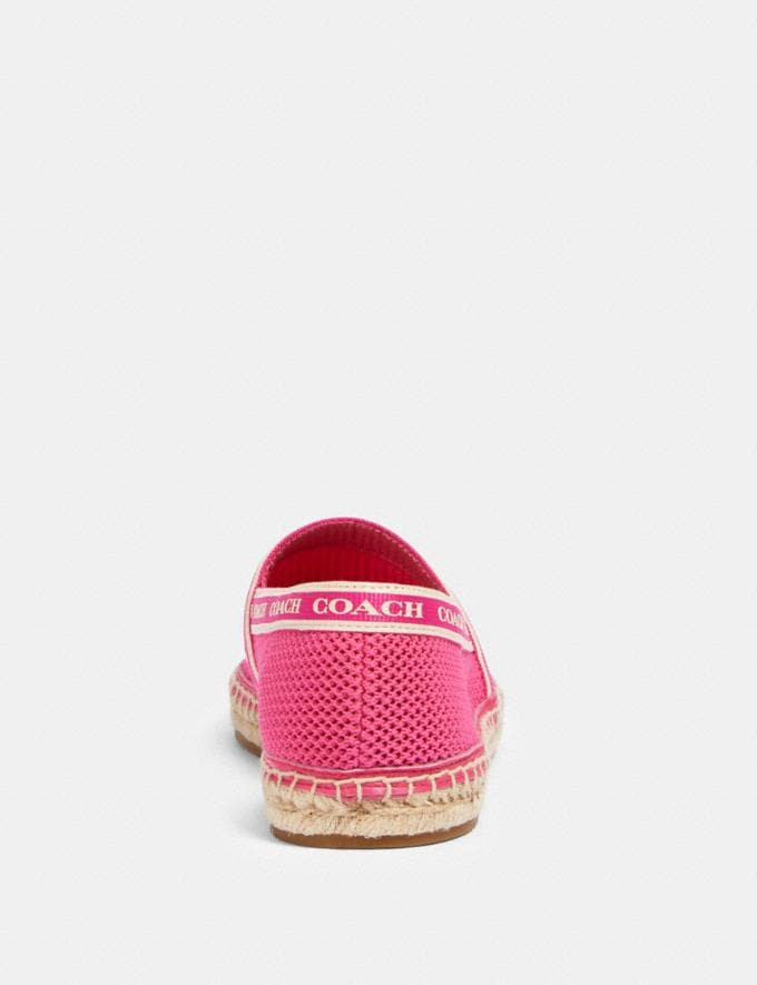 Coach Corrie Espadrille Hyacinth  Alternate View 3