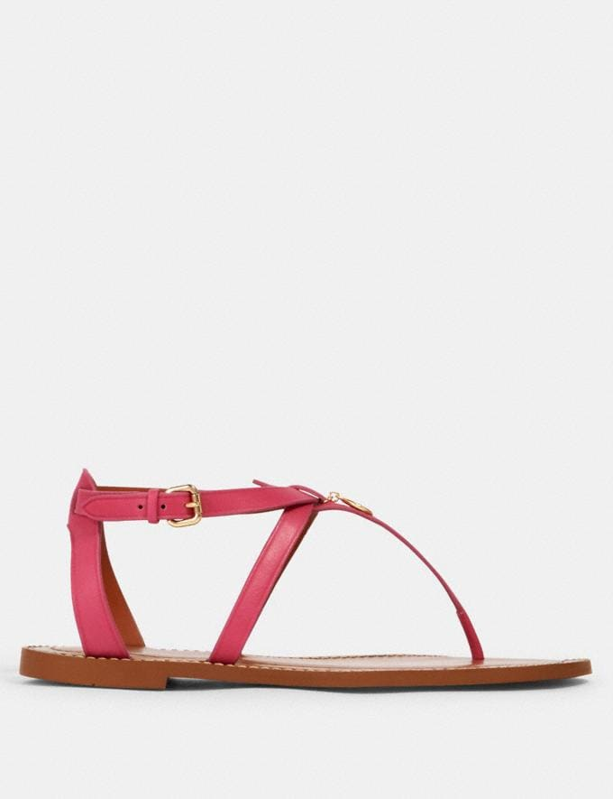 Coach Lydia Sandal Hyacinth  Alternate View 1
