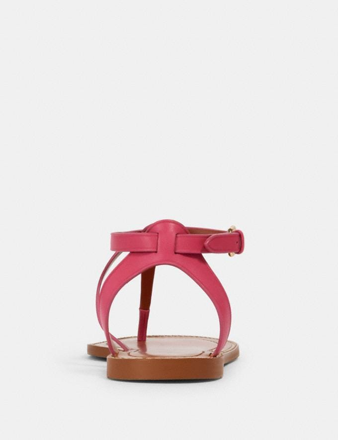 Coach Lydia Sandal Hyacinth  Alternate View 3