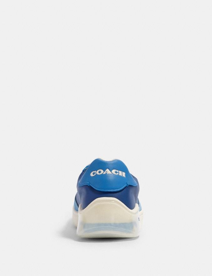 Coach Citysole Court in Colorblock Admiral Bright Blue  Alternate View 3