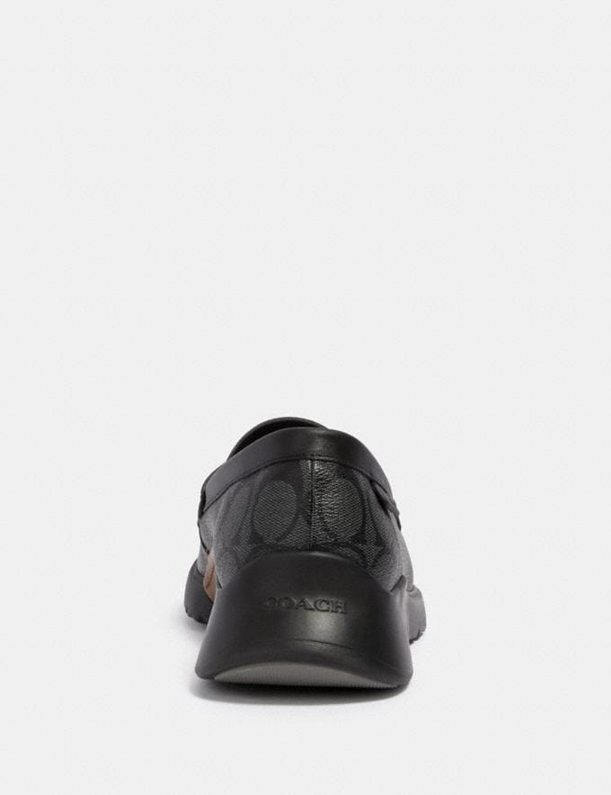 Coach Citysole Loafer Charcoal/Black  Alternate View 3