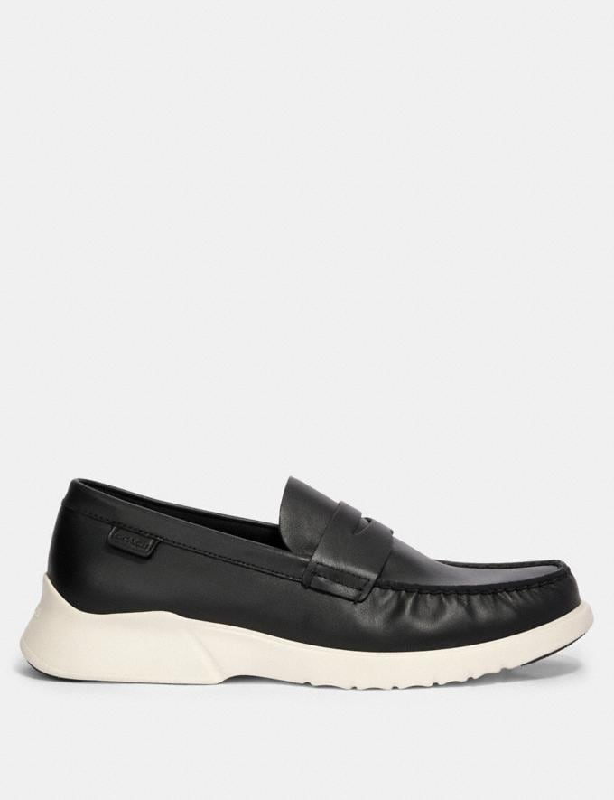 Coach Citysole Loafer Black  Alternate View 1