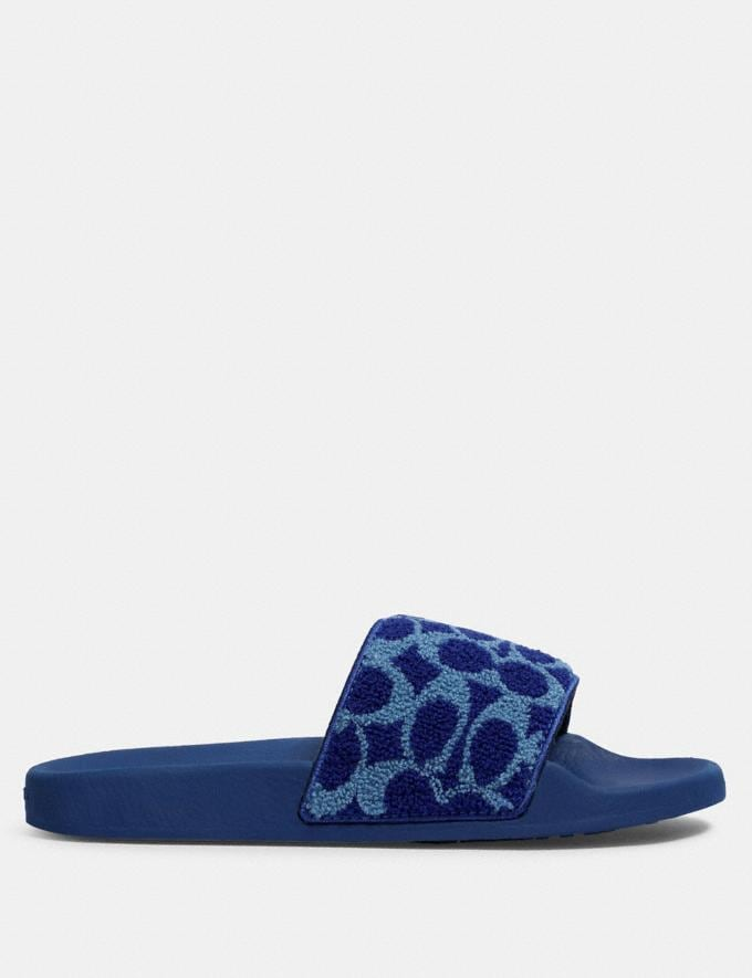 Coach Uli Sport Slide Ocean  Alternate View 1