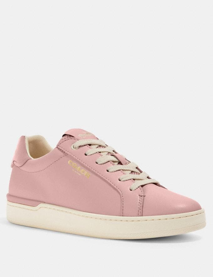 Coach Clip Low Top Sneaker Blossom
