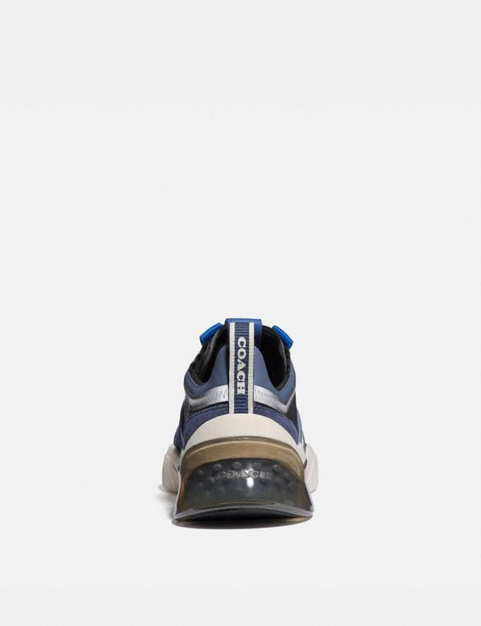 Coach Citysole Runner Charcoal True Navy SALE Private Event Men's Alternate View 3