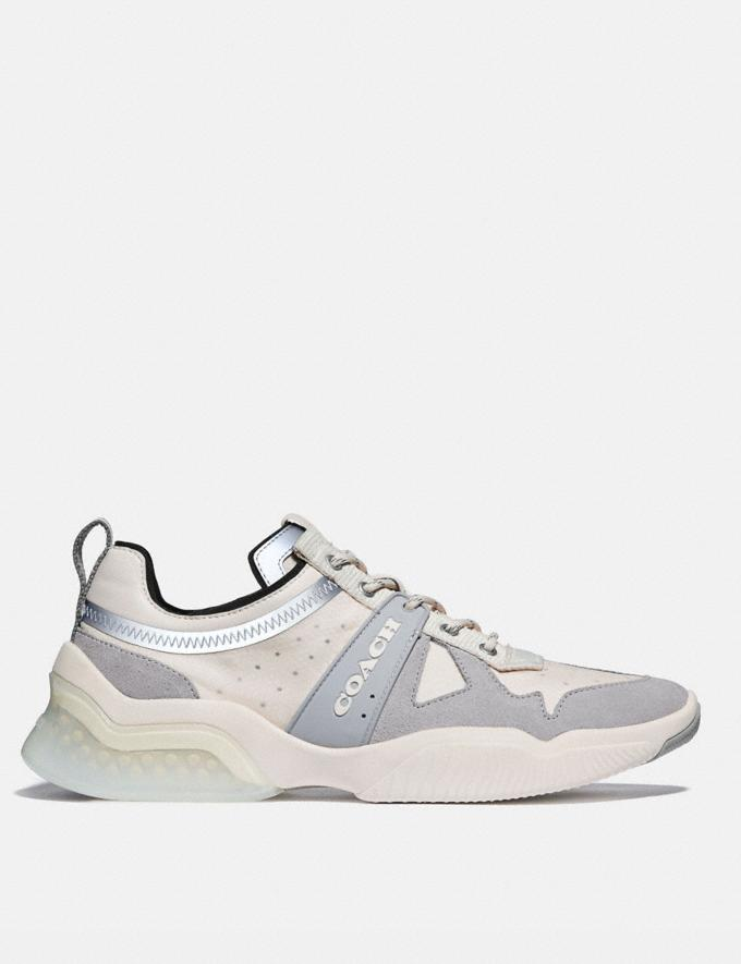 Coach Citysole Runner Chalk New Men's New Arrivals Alternate View 1
