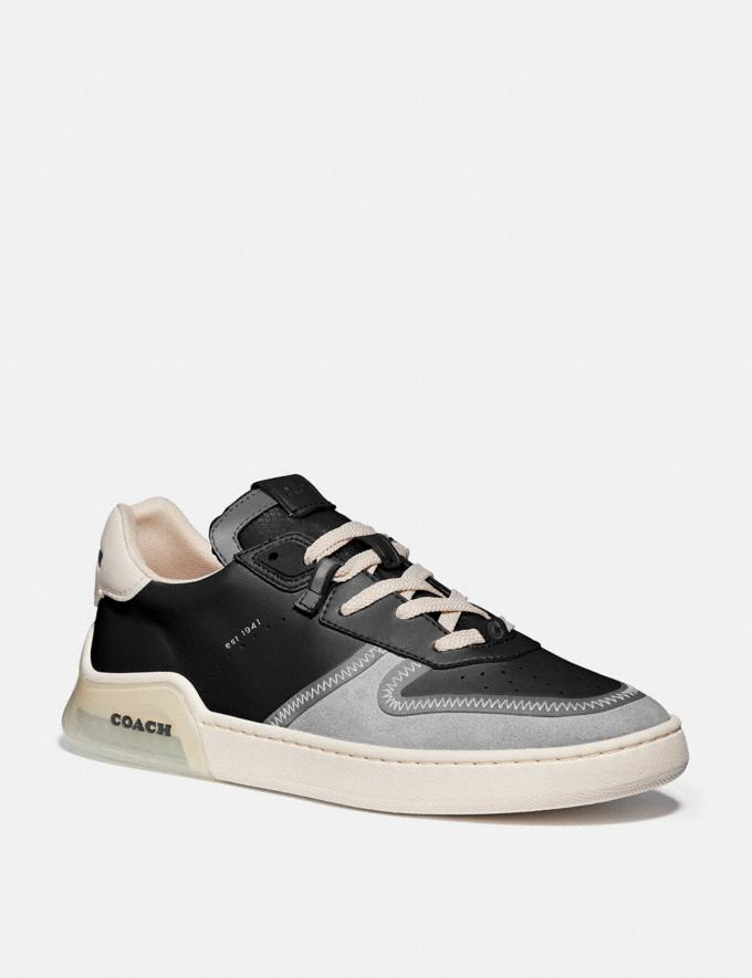 Coach Citysole Court Sneaker Black Men Shoes Trainers