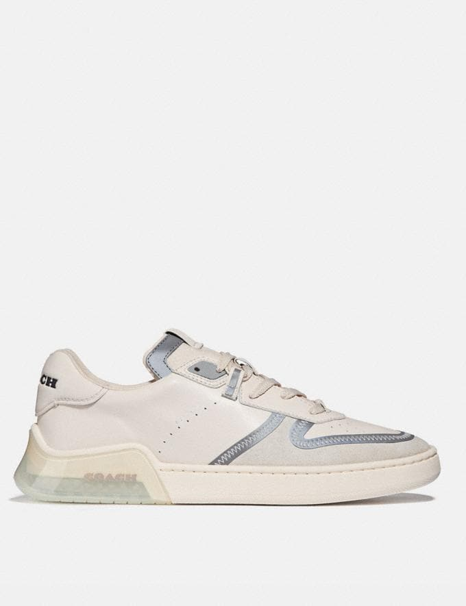Coach Citysole Court Sneaker Chalk New Featured CitySole For Him Alternate View 1