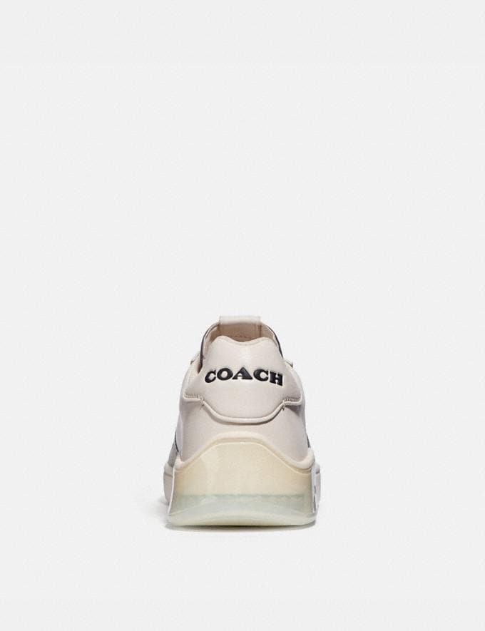 Coach Citysole Court Sneaker Chalk New Featured CitySole For Him Alternate View 3