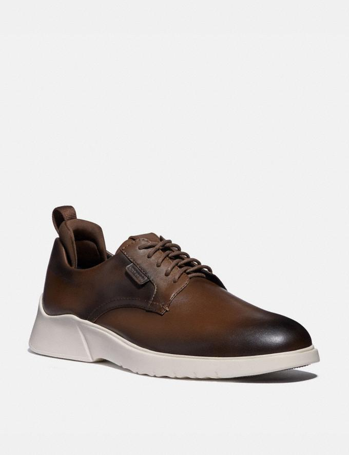 Coach Citysole Derby Saddle New Men's New Arrivals Shoes