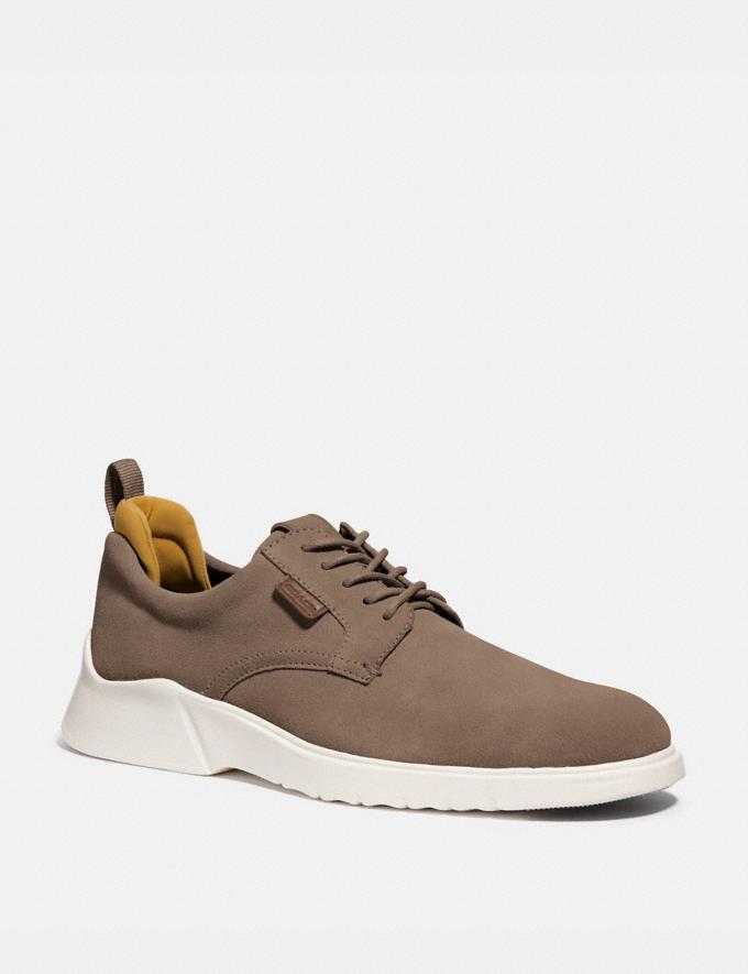 Coach Citysole Derby Elm Men Shoes