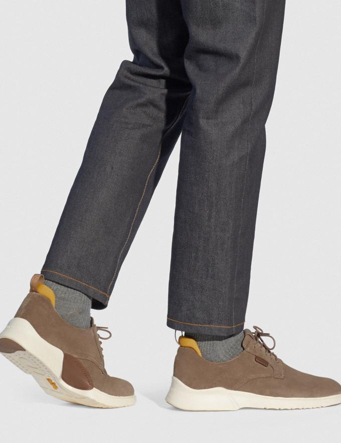 Coach Citysole Derby Elm Men Shoes Alternate View 4