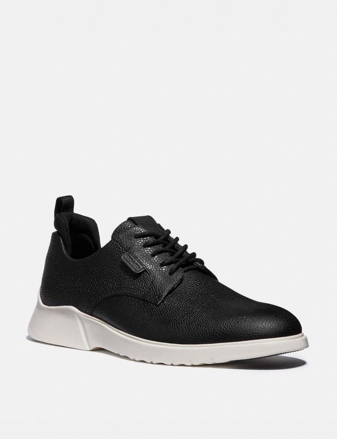 Coach Citysole Derby Black New Men's New Arrivals Shoes