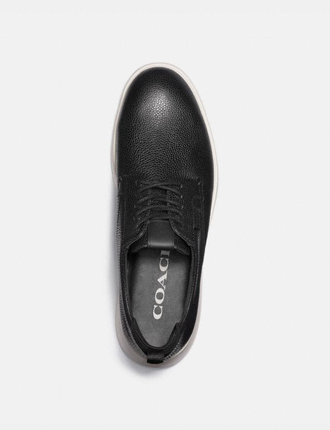 Coach Citysole Derby Black New Men's New Arrivals Shoes Alternate View 2
