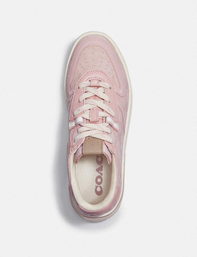 Coach Citysole Court Sneaker Aurora Women Shoes Trainers Alternate View 2