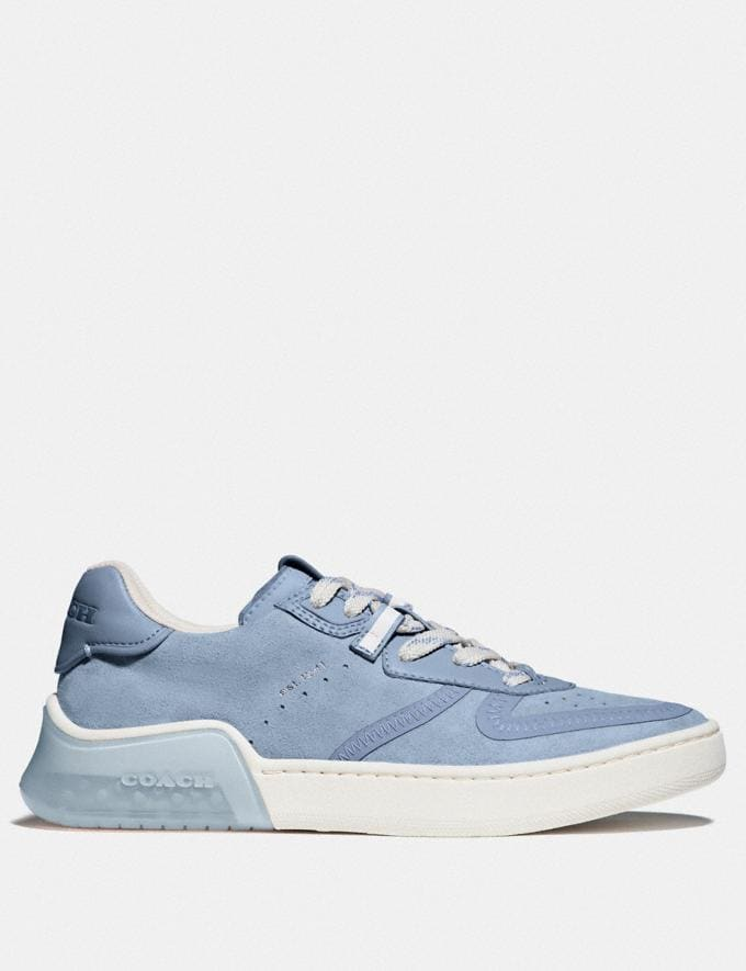 Coach Citysole Court Sneaker Bluebell Women Shoes Sneakers Alternate View 1