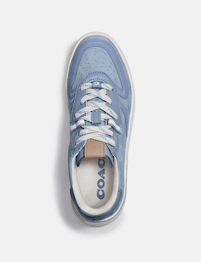 Coach Citysole Court Sneaker Bluebell Women Shoes Sneakers Alternate View 2