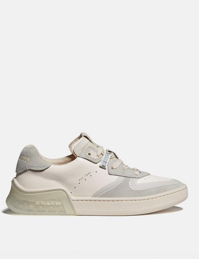 Coach Citysole Court Sneaker Chalk New Women's New Arrivals Shoes Alternate View 1