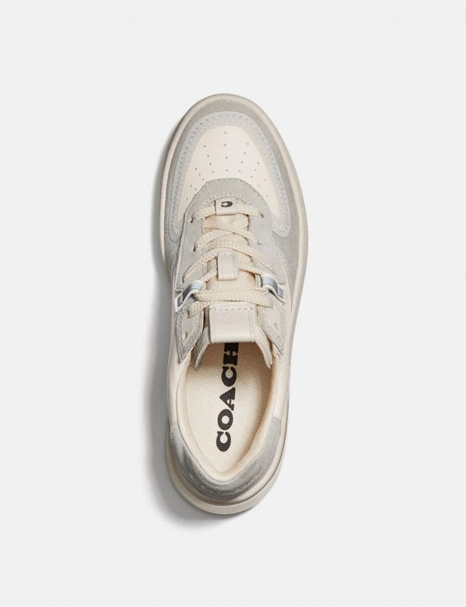 Coach Citysole Court Sneaker Chalk Gift For Her Under €250 Alternate View 2