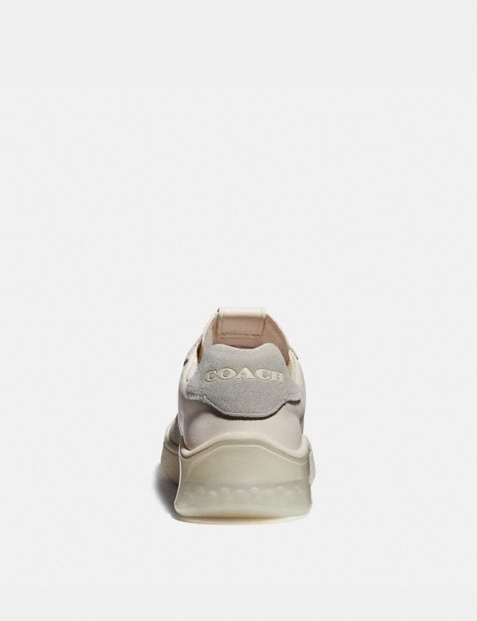 Coach Citysole Court Sneaker Chalk New Women's New Arrivals Shoes Alternate View 3