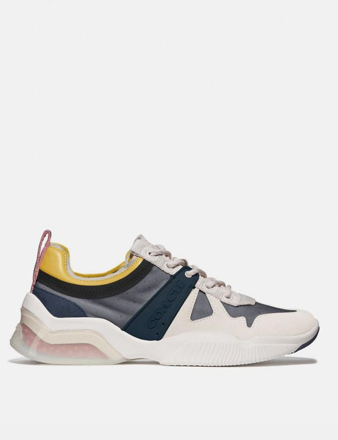 Coach Citysole Runner Pine/Sunlight Women Shoes CitySole Alternate View 1