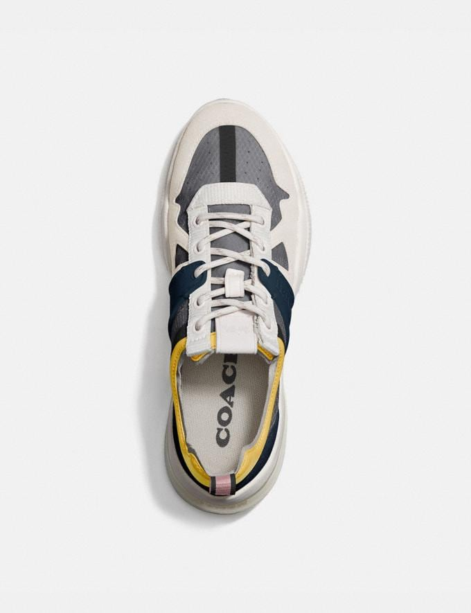 Coach Citysole Runner Pine/Sunlight Women Shoes CitySole Alternate View 2