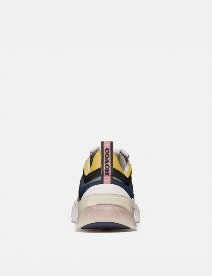 Coach Citysole Runner Pine/Sunlight Women Shoes CitySole Alternate View 3