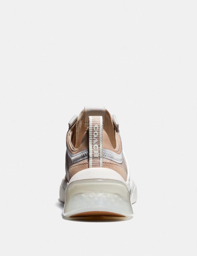 Coach Citysole Runner Sand/Beechwood Women Shoes Trainers Alternate View 3