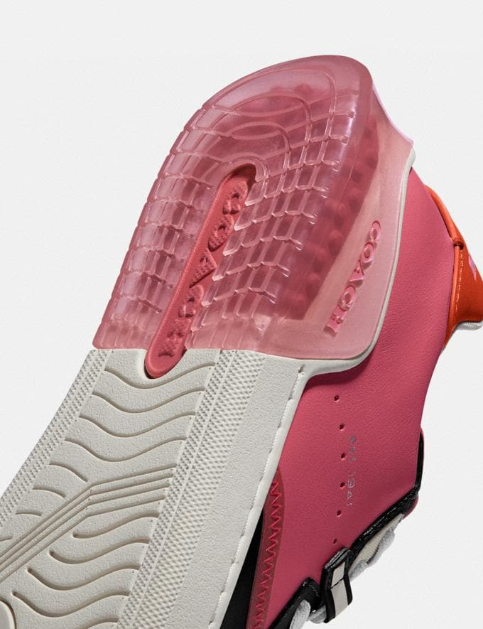 Coach Citysole Court Sneaker Orchid/Geranium New Women's New Arrivals Shoes Alternate View 5
