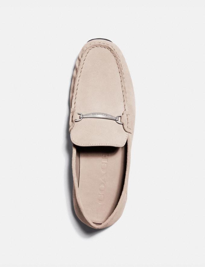 Coach Mocassins à Talon RÉTractable Avoine Homme Chaussures Casual Autres affichages 2