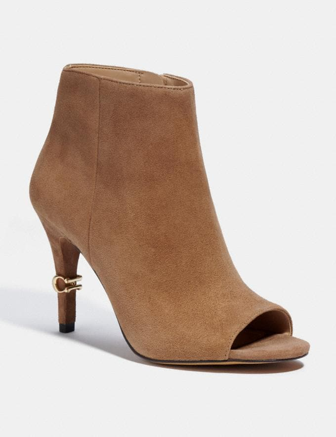 Coach Remi Bootie Coconut Women Shoes Boots & Booties