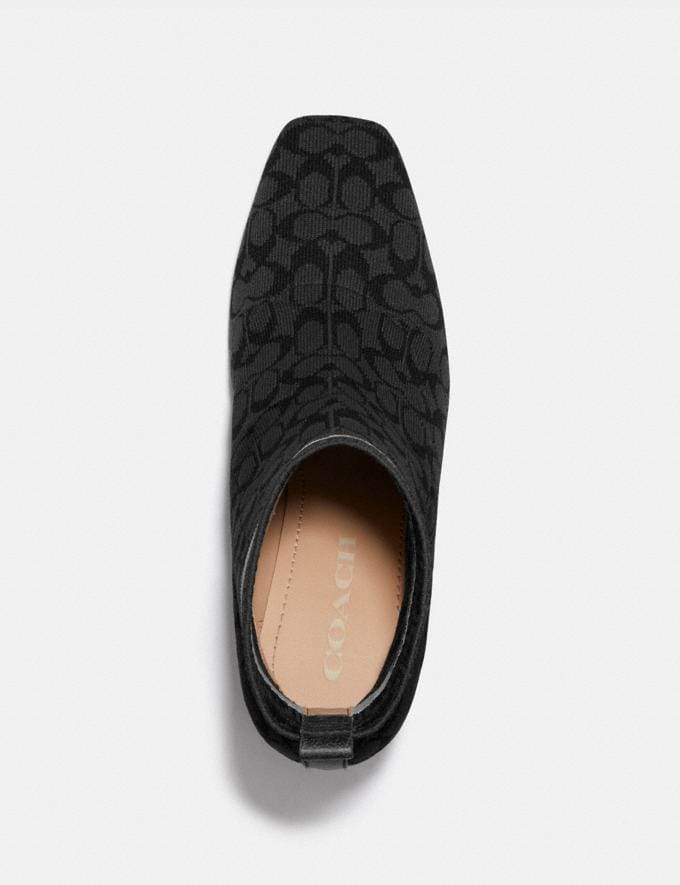 Coach Tasha Bootie Black PRIVATE SALE Shop by Price 40% Off Alternate View 2